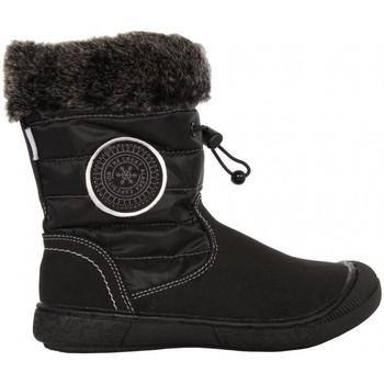 Chaussures Fille Bottes de neige Flower Girl 193907-B2040 Negro