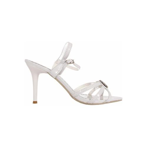 Chaussures Femme Sandales et Nu-pieds Top Way B028641-B7200 Blanco