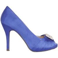 Chaussures Femme Escarpins Glamour B038013-B7345 Azul