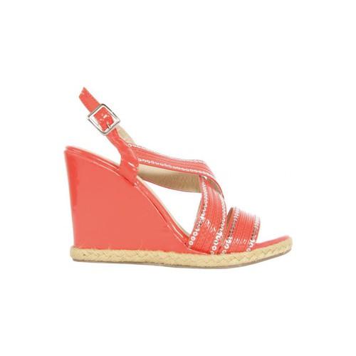 Chaussures Femme Sandales et Nu-pieds Top Way B039031-B7200 Rojo