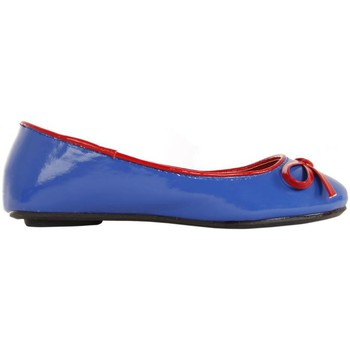 Chaussures Fille Ballerines / babies Happy Bee B039091-B1654 Azul