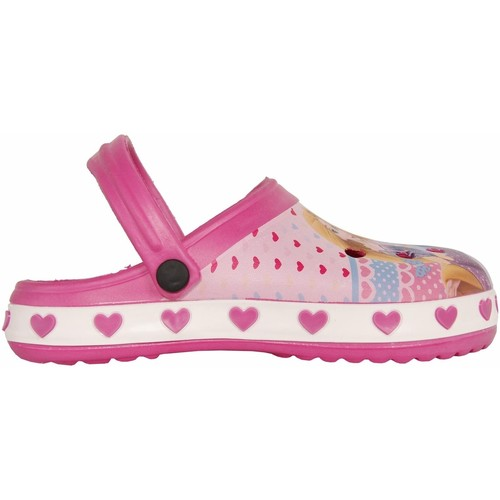 Chaussures Fille Mules Princesas WD7887 Rosa