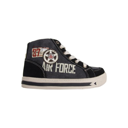 Chaussures Garçon Baskets montantes New Teen 147923-B4600 Azul
