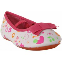 Chaussures Fille Ballerines / babies Flower Girl 149200-B2040 Blanco