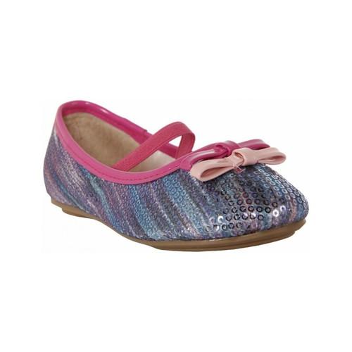 Chaussures Fille Ballerines / babies Flower Girl 850881-B4600 Azul