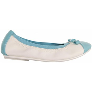 Chaussures Fille Ballerines / babies Flower Girl 851630-B4020 Blanco
