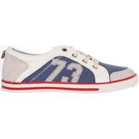Chaussures Garçon Baskets basses New Teen 138593-B4600 Azul