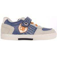 Chaussures Garçon Baskets basses New Teen 139160-B2040 Azul