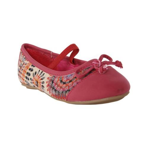 Chaussures Fille Ballerines / babies Flower Girl 850603-B4600 Rosa