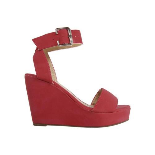 Chaussures Femme Sandales et Nu-pieds Top Way B040172-B7200 Rosa