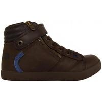 Chaussures Garçon Baskets montantes Levi's 381470-40 REBEL Marrón