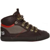 Chaussures Garçon Baskets montantes Levi's 380920-40 HOLDER Marrón