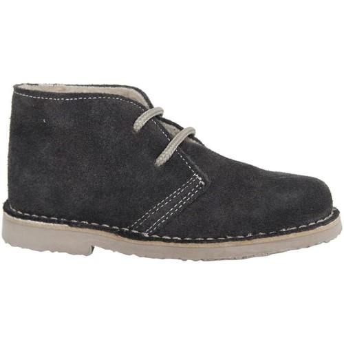 Chaussures Enfant Boots Garatti PR0061 Gris