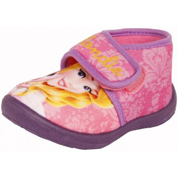 Chaussures Fille Chaussons Princesas 2305-894 Rosa