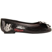 Chaussures Fille Ballerines / babies Minnie Mouse DM000191-B4069 Negro