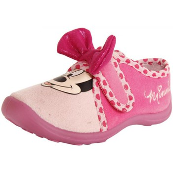 Chaussures Fille Chaussons Minnie Mouse DM000241-B2067 Rosa