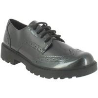Chaussures Femme Derbies Geox j6420n gris