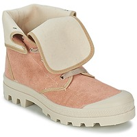 Chaussures Femme Baskets montantes Casual Attitude BOPESSA Rose