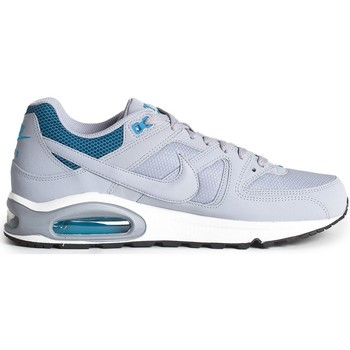 Chaussures Femme Baskets basses Nike Wmns Air Max command Gris