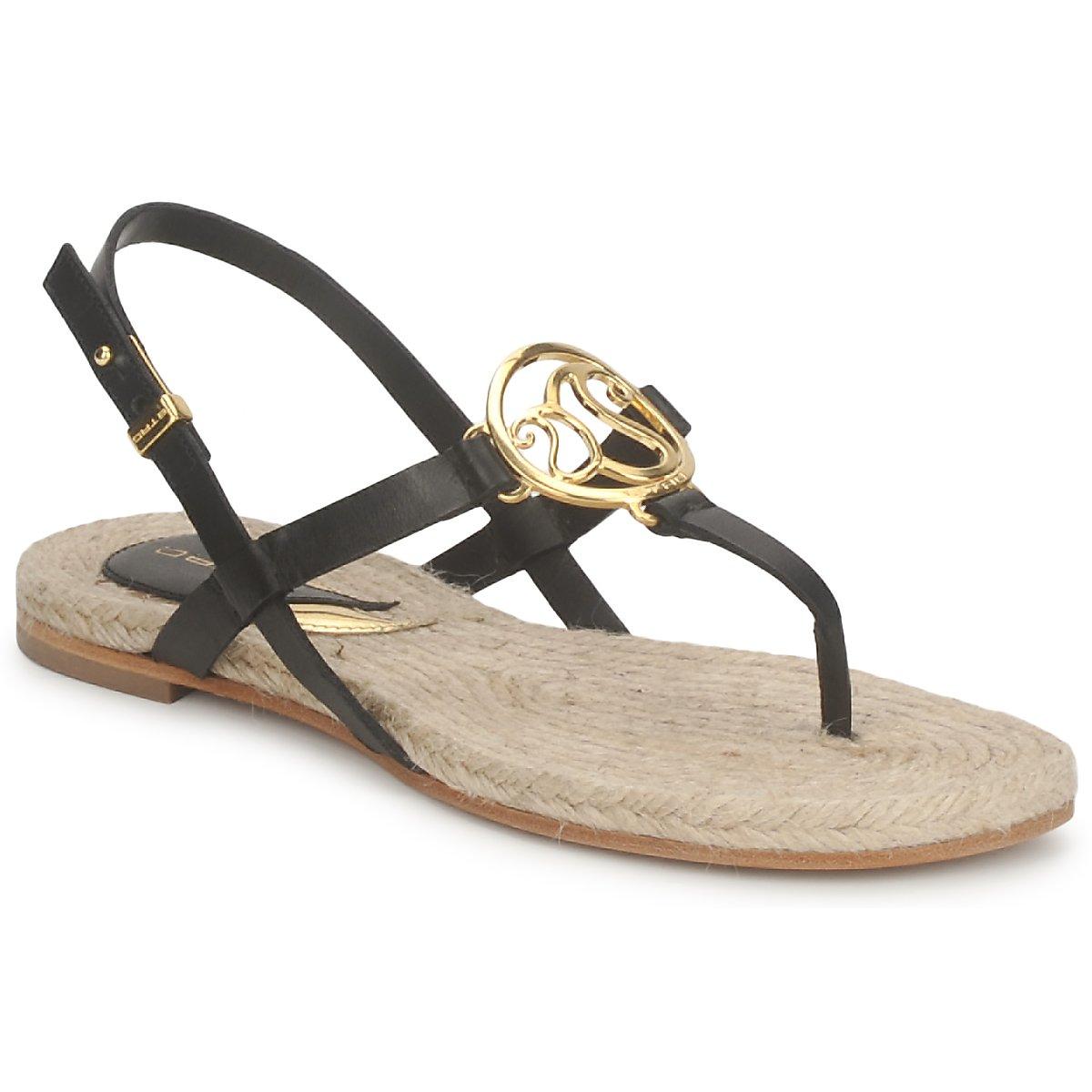 Sandale Etro 3426 Noir