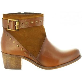 Chaussures Femme Bottes ville Cumbia 31085 Marr?n