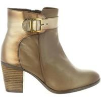 Chaussures Femme Bottes ville Cumbia 31058 Marr?n
