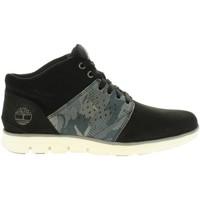 Chaussures Homme Boots Timberland A1U1N BRADSTREET Negro