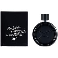 Beauté Homme Eau de parfum Mauboussin Eau de parfum Une Histoire d'Homme Irrésistible - 60 ml Autres