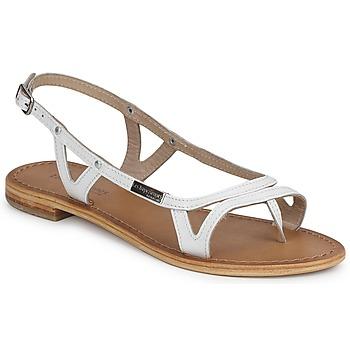 Sandale Les Tropéziennes par M Belarbi ISATIS Blanc 350x350
