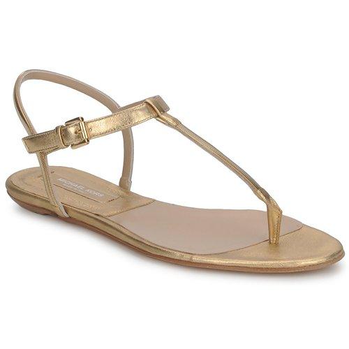 Chaussures Femme Sandales et Nu-pieds Michael Kors MK18017 Gold