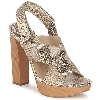 Chaussures Femme Sandales et Nu-pieds Michael Kors MK18072 Python