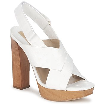 Chaussures Femme Sandales et Nu-pieds Michael Kors MK18072 Blanc