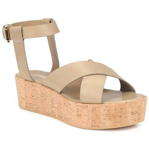 Chaussures Femme Sandales et Nu-pieds Michael Kors MK18132 Sand