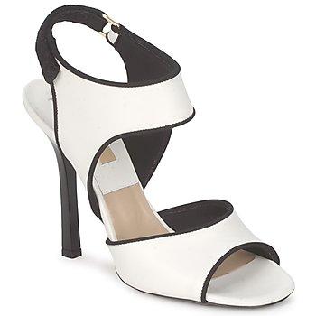 Chaussures Femme Sandales et Nu-pieds Michael Kors MK18111 Blanc