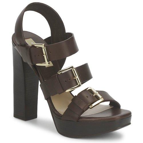 Chaussures Femme Sandales et Nu-pieds Michael Kors MK18071 Café