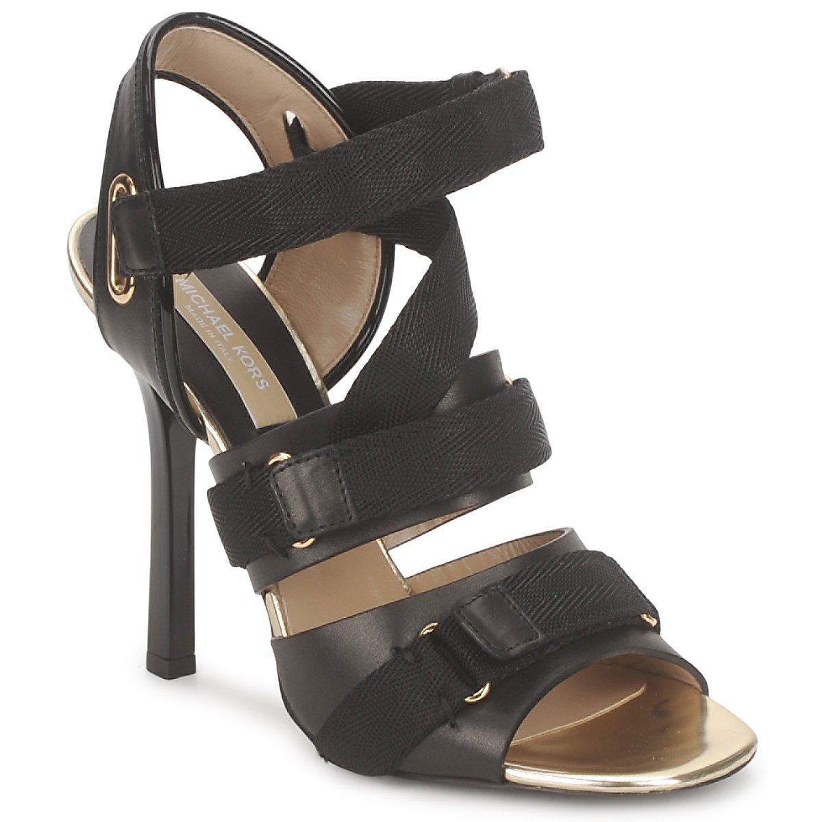 Sandale Michael Kors MK118113 Noir