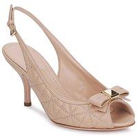 Chaussures Femme Sandales et Nu-pieds Sebastian S5244 NUDE