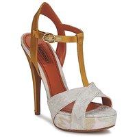 Chaussures Femme Sandales et Nu-pieds Missoni TM30 Gold / Silver