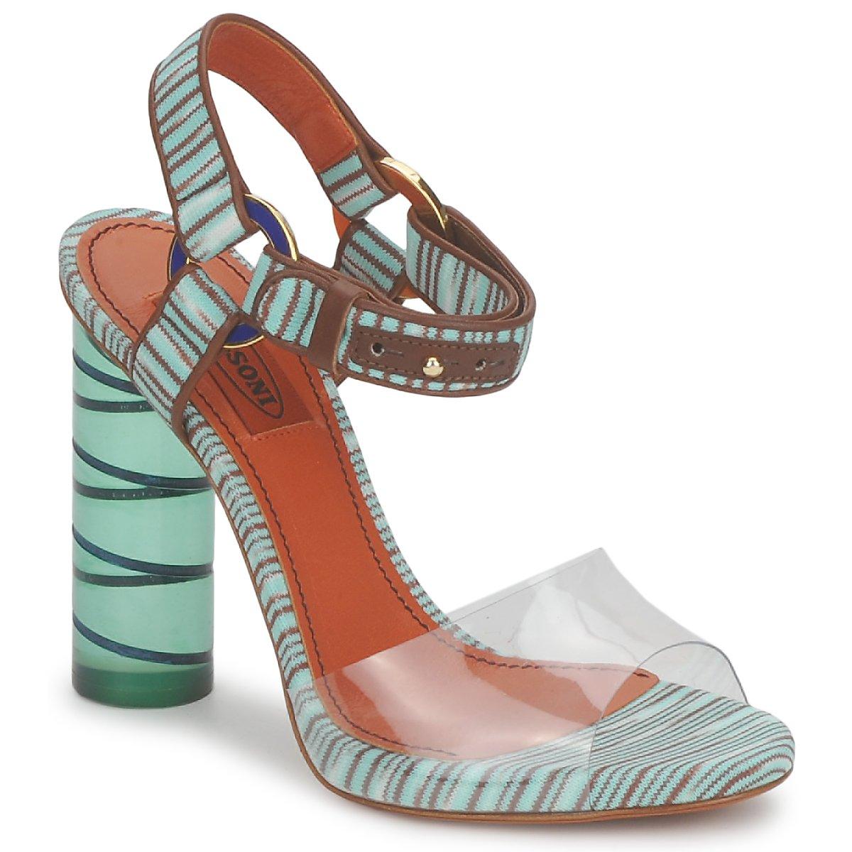 Sandale Missoni TM63 Eau