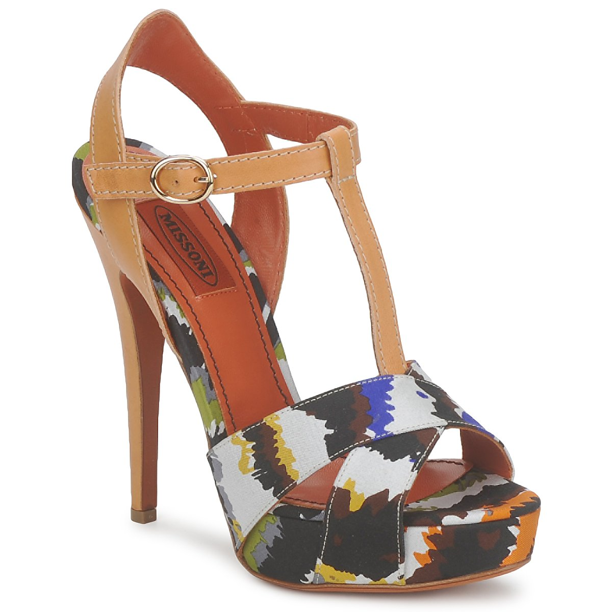 Sandale Missoni TM69 Multicolore