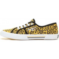 Chaussures Femme Baskets basses Pepe jeans Sneakers Leopard Wn Jaune
