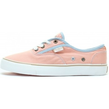 Chaussures Femme Baskets basses Pepe jeans Sneakers Rose Wn Rose