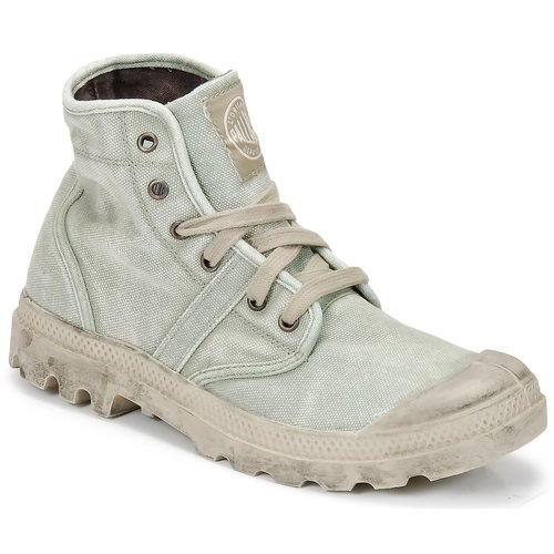 Chaussures Homme Baskets montantes Palladium PALLABROUSSE Beige