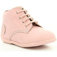 Chaussures Fille Boots Aster Ouki ROSE