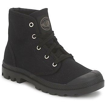 Bottines / Boots Palladium US PAMPA HI Noir 350x350