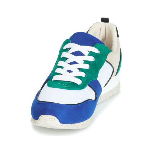 Ado Kuxwpztoi Basses Baskets Bleu Femme André Chaussures PXikZOu