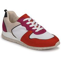Chaussures Femme Baskets basses André ADO Rouge