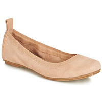 Chaussures Fille Ballerines / babies André PEPITE Rose