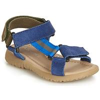 Chaussures Garçon Sandales et Nu-pieds André SUEZ Bleu