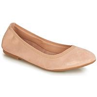 Chaussures Femme Ballerines / babies André CARLARA Rose